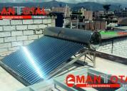 Calentador solar $ 850 instamatic (instalados)