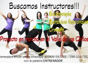Atención #entrenadores #bailoterapia, #fitness #xfit #funcionales #zumba