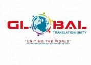 cursos de ingles, preparacion toelf, traducciones, asesoria visa americana