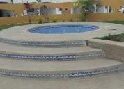 Salinas: alquilo villa amoblada