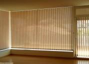 Decoracion de cortinas tela, enrollable
