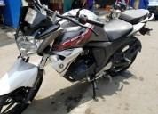 Vendo excelente moto yamaha fz-s 2.0 barata