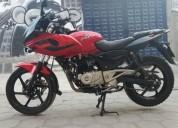 Linda moto pulsar 220