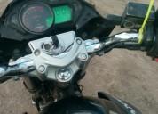 Vendo mi moto en buen estado.