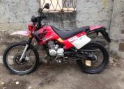 Vendo moto traxx 150c