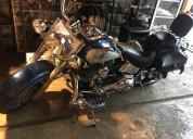 Vendo excelente moto harley davidson fat boy