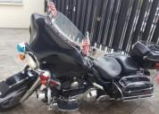 Moto harley davidson police