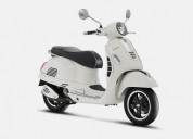 Moto vespa gts 300 super sport abs