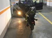 Excelente moto fatty 175cc 2017 motor 1 600 km