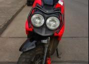 Excelente moto daytona tipo scooter 4500km