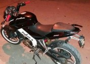 Vendo excelente moto ns 200
