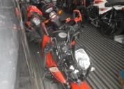 Excelente motos honda siniestradas