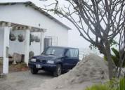 Excelente casa en loma siempre viendo el mar