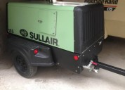 Excelente compresor sullair 185