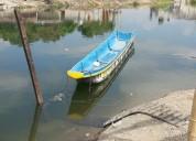 Canoa con fibra