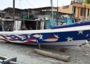 Vendo bote para pesca o camaronera