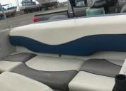 Vendo excelente bote tahoe 550 tf outboard