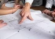 Suministro, proyectos y construcciones, ofrece sus servicios.