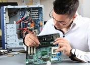 Busco empleo en mantenimiento y reparación de equipos de computación