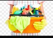 Busco trabajo de limpieza de casa, contactarse.