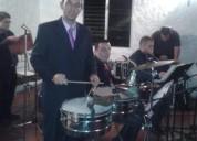 Solicito soy músico percusionista