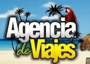 Agencia de viajes busca personal para asesores turÍsticos