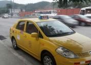 Se alquila excelente taxi