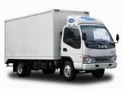 Requerimiento de camiones de 5 a 8 tn.