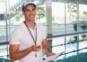 Empresa requiere de un instructor de entrenamiento fÌsico