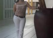 Solicito empleo joven venezolana, contactarse.