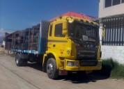 Vendo hermoso y flamante camion plataforma jac 2010, contactarse.