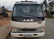Excelente camión jac 1035 año 2014, contactarse.