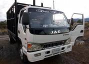 Cambio o vendo camion jac 1050 5 toneladas