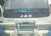 Vendo excelente camion jac 5t/