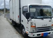 Vendo flamante camion
