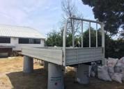 Plataforma de camion jac nuevo sin uso, contactarse.