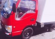 Vendo excelente camion jac 2011