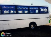Se vende excelente bus mitsubishi motor reparado