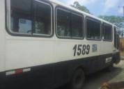 Excelente bus pequeño