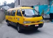 Excelente furgoneta escolar 2002