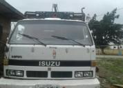 Vendo excelente camion isuzo
