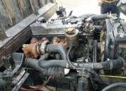 Vendo excelente camion con motor mitsubishi turbo