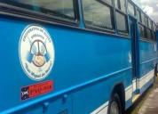 Vendo bus urbano isuzu chr 2002, aprovecha ya!.