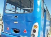 Se vende excelente bus tipo isuzu ftr 2002