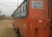 Vendo flamante bus