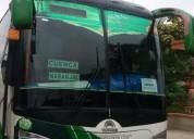 Se vende excelente bus con acciones y derechos