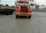 Vendo excelente trailer kenworth