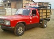 Se vende excelente camioneta ford