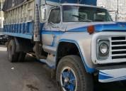 Vendo hermoso ford 700 con motor nisan p. contactarse.