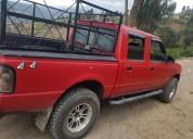 Vendo o cambio excelente ford ranger por una chevr